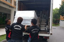 Professional Movers In Singapore
