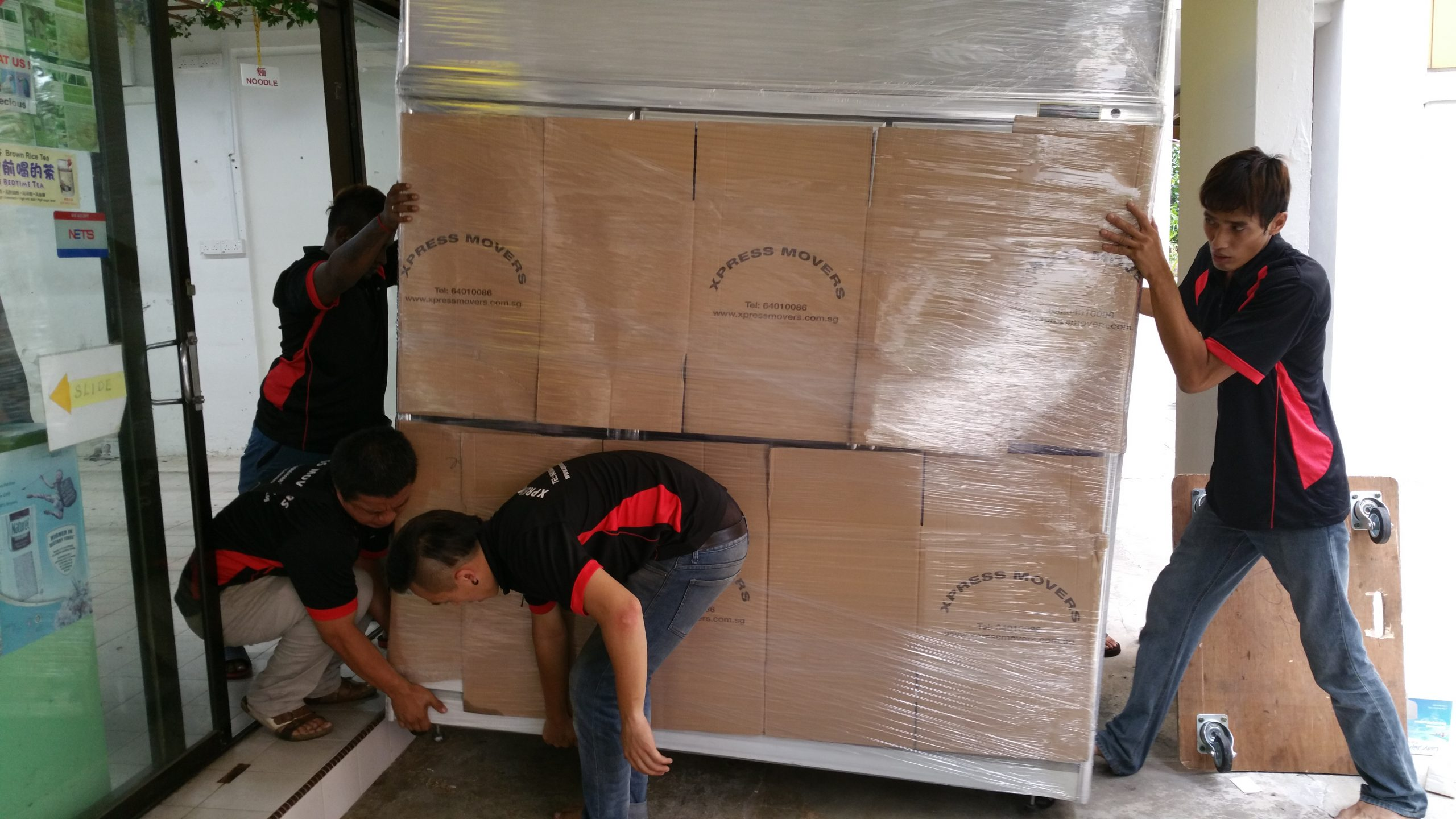 Office Moving Services Singapore