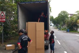 Movers In Singapore